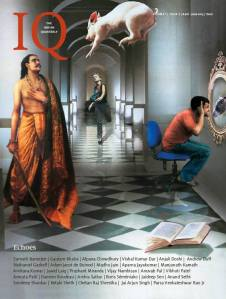 India Quarterly cover